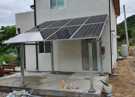 제천 주택용 태양광 3kw (한화 375w 다…